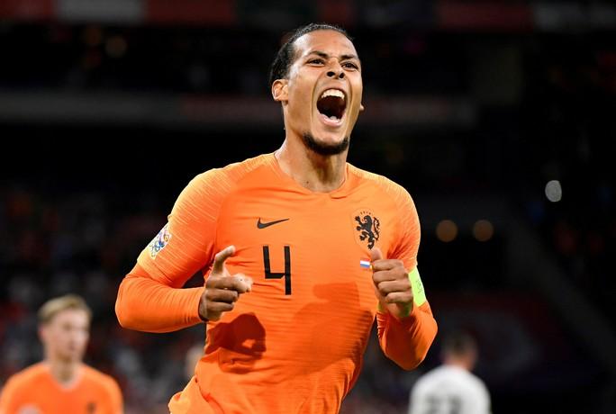 Van Dijk mơ lật đổ Messi, Ronaldo ở FIFA The Best 2019 - Ảnh 5.