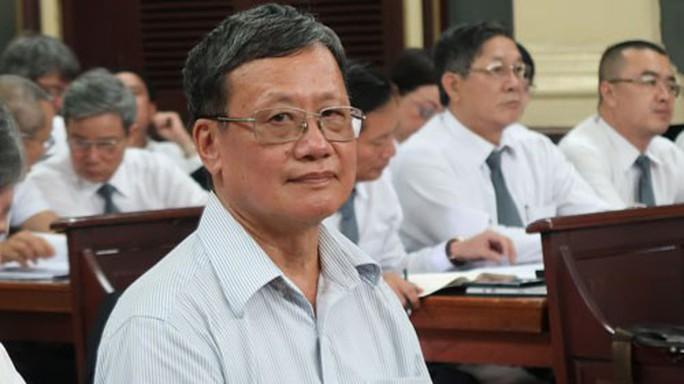 Cựu chủ tịch Ngân hàng MHB bị truy tố - Ảnh 1.