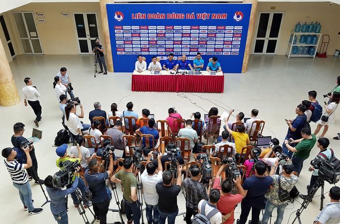 HLV Park Hang-seo đề cao triết lý đá để chiến thắng - Ảnh 1.