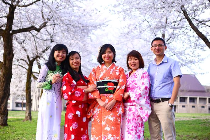 Cơ hội cho cán bộ trẻ Việt Nam học tập tại Nhật Bản - Ảnh 1.