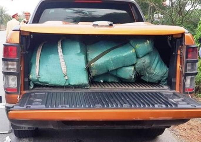 Vụ bắt giữ hơn 3 tạ ma túy đá ở Quảng Bình: Lộ diện 2 nghi phạm - Ảnh 2.