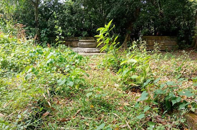 Thành nhà Hồ đệ nhị bị lãng quên, 52 tỉ đồng trùng tu vẫn nằm trên giấy - Ảnh 10.