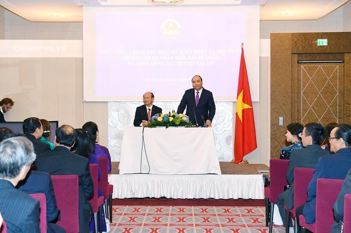 Thủ tướng: Lãnh đạo nhiều nước rất thích món phở Việt Nam - Ảnh 2.