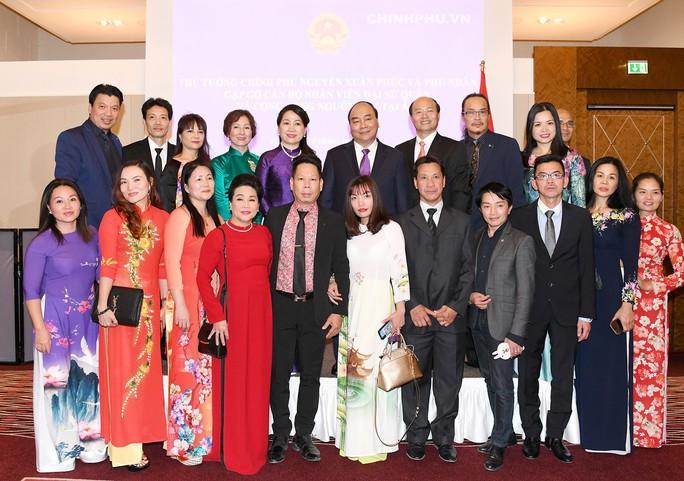 Thủ tướng: Lãnh đạo nhiều nước rất thích món phở Việt Nam - Ảnh 4.