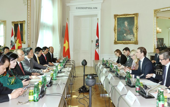 Áo thúc đẩy EU sớm ký EVFTA với Việt Nam - Ảnh 1.