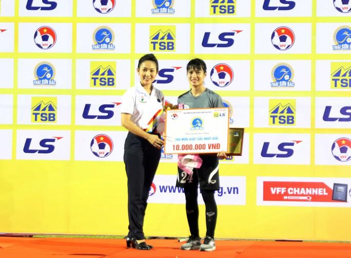 Phong Phú Hà Nam thắng TP HCM 1, lần đầu vô địch bóng đá nữ Việt Nam - Ảnh 13.