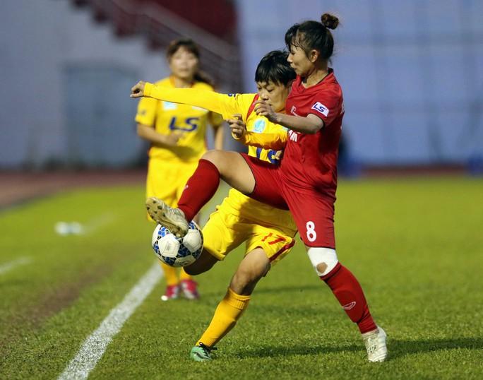 Phong Phú Hà Nam thắng TP HCM 1, lần đầu vô địch bóng đá nữ Việt Nam - Ảnh 5.