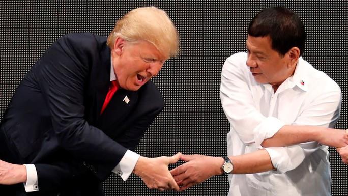 Ngán Trung Quốc, Philippines quay lại với đồng minh Mỹ? - Ảnh 1.