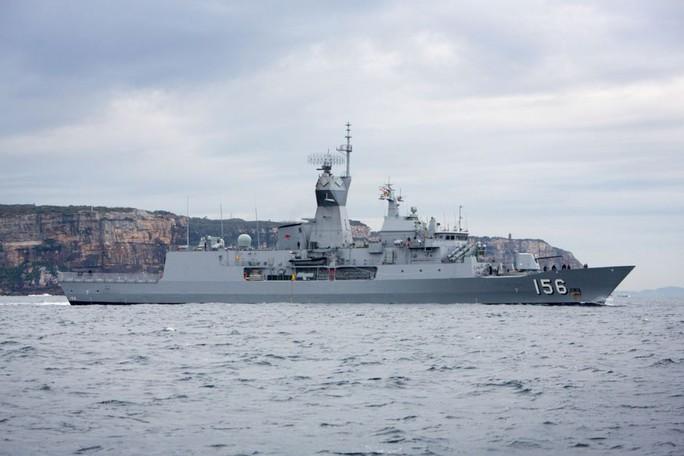 Truyền thông Trung Quốc cảnh báo Úc về biển Đông - Ảnh 1.