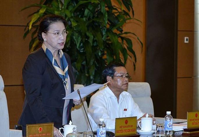 Quốc hội bầu Chủ tịch nước ngay ngày đầu kỳ họp - Ảnh 1.