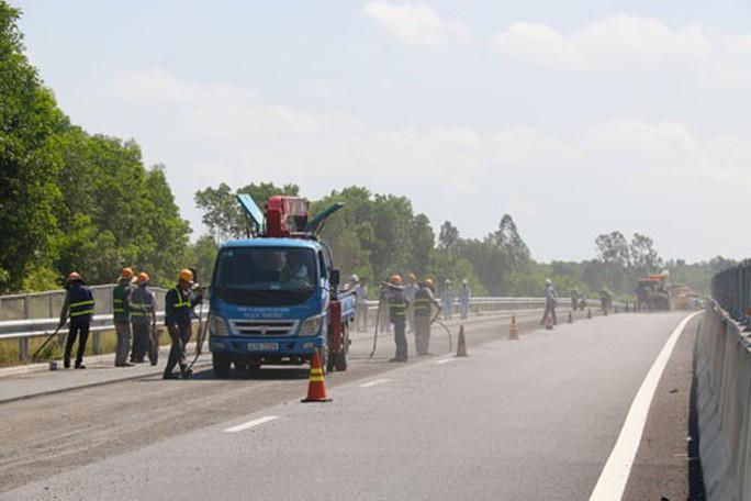 Thanh tra đột xuất toàn tuyến cao tốc 34.500 tỉ đồng - Ảnh 1.