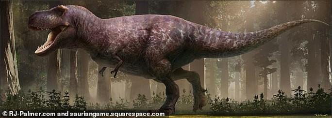 Tiết lộ gây sốc về khủng long bạo chúa - Ảnh 3.