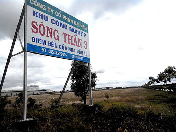 Ông Dũng Lò vôi được xây bán 3.300 căn nhà sát nách TP Mới Bình Dương - Ảnh 1.