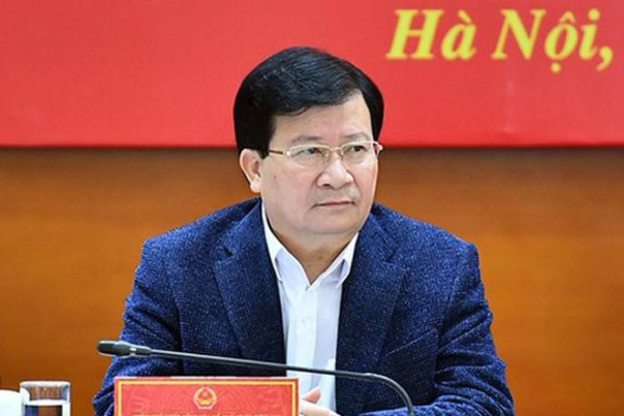 Phó Thủ tướng: Xử nghiêm trách nhiệm vụ hư hỏng đường cao tốc Đà Nẵng - Quảng Ngãi - Ảnh 1.