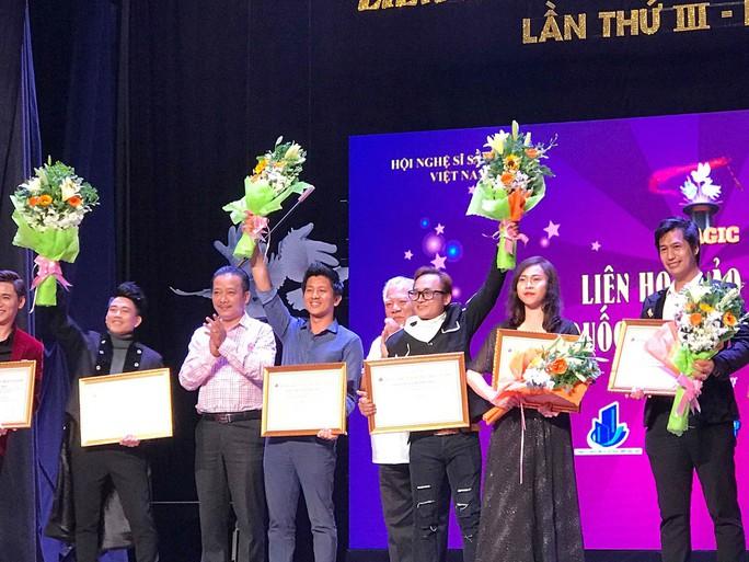 5 ảo thuật gia đoạt HCV tại Liên hoan ảo thuật toàn quốc lần III - 2018 - Ảnh 4.