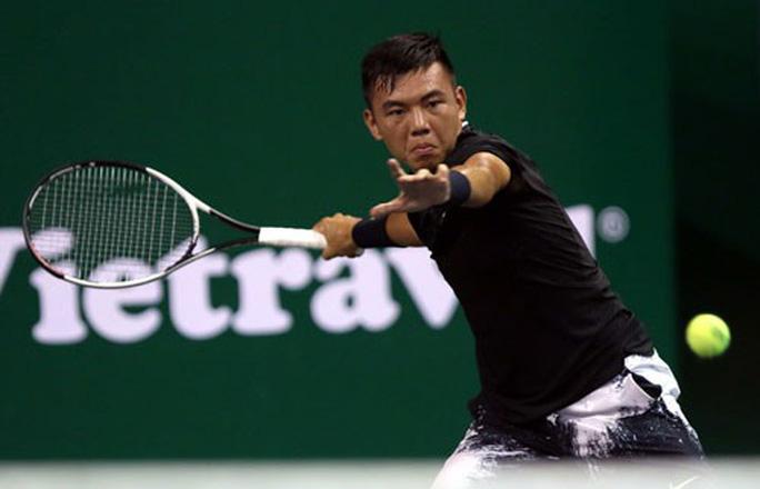 Lý Hoàng Nam tìm danh hiệu ITF tại quê nhà - Ảnh 1.