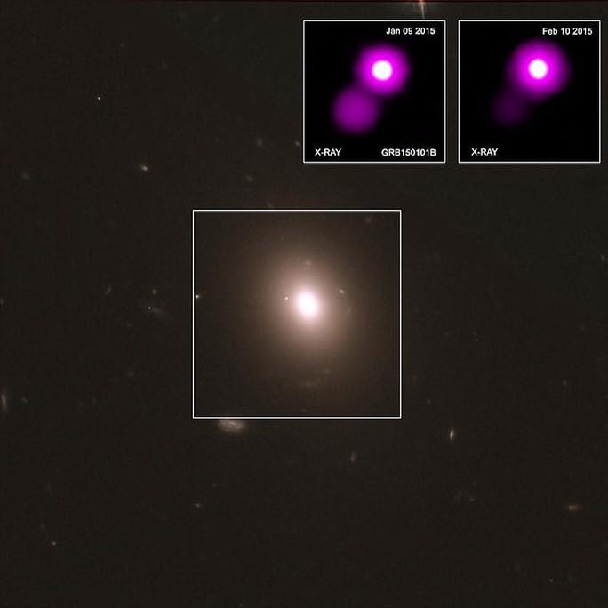 Hai ngôi sao neutron va chạm, vàng và bạch kim văng tung tóe - Ảnh 4.