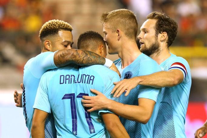 Brazil thắng nghẹt thở Argentina, đoạt cúp Super Clasico  - Ảnh 8.