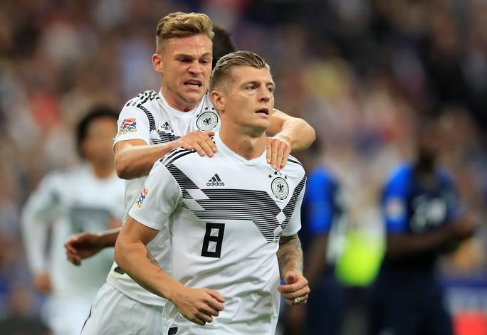 Thua ngược tại Stade de France, tuyển Đức sắp rớt hạng Nations League - Ảnh 3.