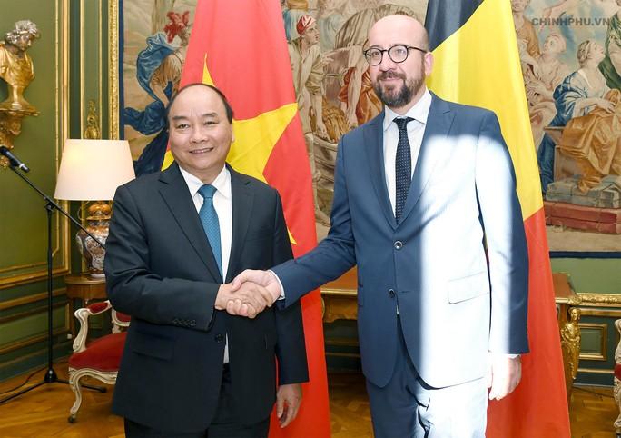Trình lên Hội đồng Châu Âu chấp thuận để ký chính thức EVFTA - Ảnh 1.