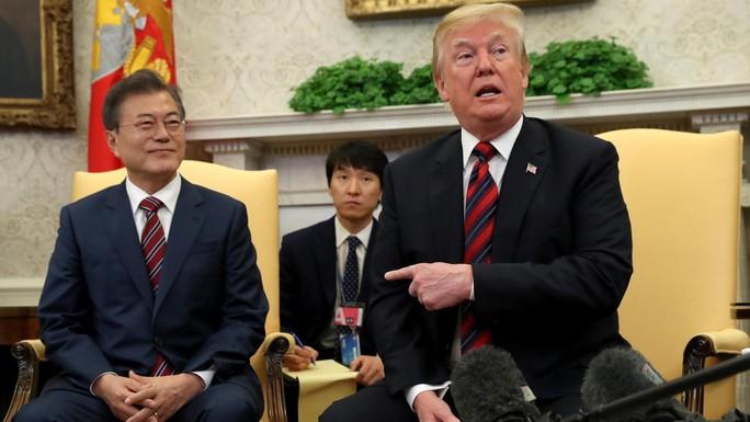 """Mỹ """"nhảy dựng"""" vì Hàn Quốc và Triều Tiên muốn lập vùng cấm bay - Ảnh 1."""