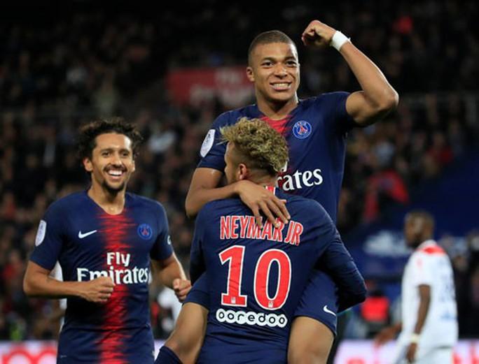 Neymar mong tái hợp Barcelona - Ảnh 1.
