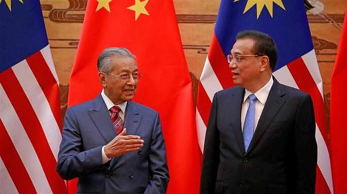 Malaysia đổi thái độ với Trung Quốc - Ảnh 1.
