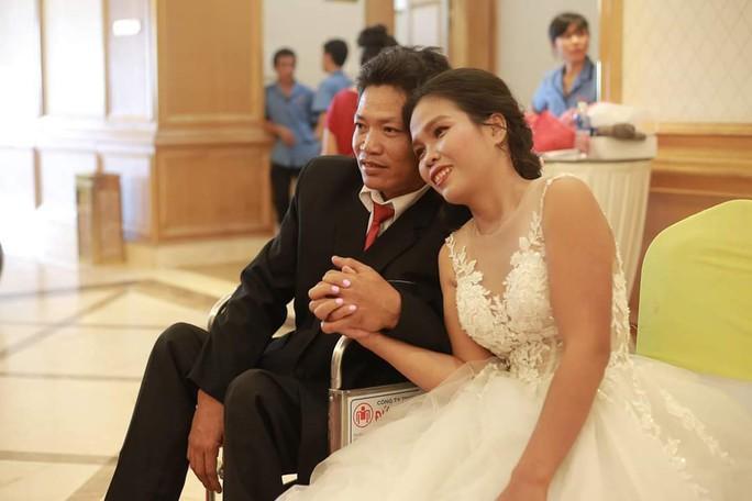 NSND Kim Cương mong còn sức để tổ chức đám cưới tập thể - Ảnh 2.