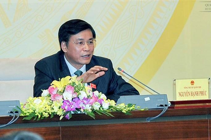 Quốc hội không lấy phiếu tín nhiệm Chủ tịch nước và Bộ trưởng TT-TT tại kỳ họp thứ 6 - Ảnh 1.