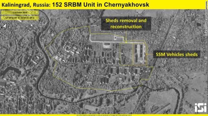 Ảnh vệ tinh: Nga ồ ạt nâng cấp cơ sở quân sự gần NATO - Ảnh 3.