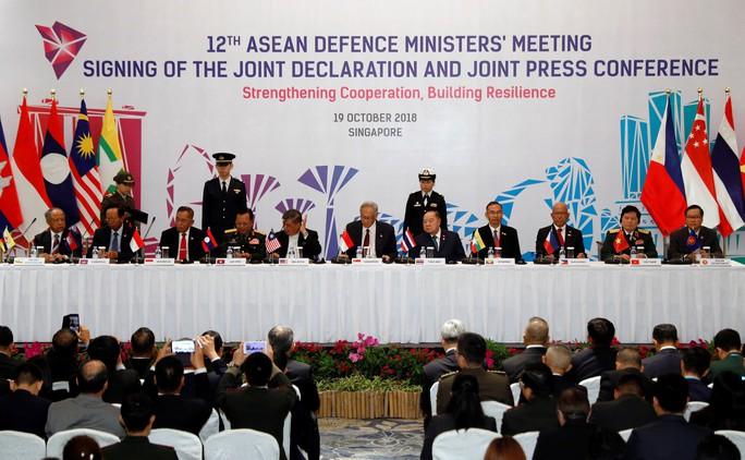ASEAN muốn tránh va chạm trên không - Ảnh 1.