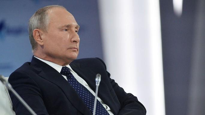 Ông Putin: Nga sẽ lên thiên đường nếu nổ ra chiến tranh hạt nhân - Ảnh 1.