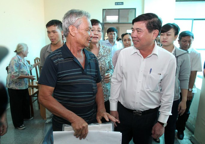 Chủ tịch UBND TP HCM: Xin lỗi và lắng nghe ý kiến người dân Thủ Thiêm - Ảnh 6.