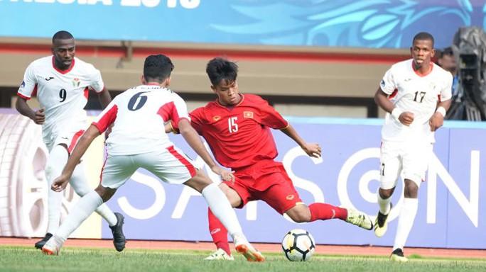 Clip U19 Việt Nam thua ngược phút cuối, Thái Lan hòa kịch tính Iraq - Ảnh 3.