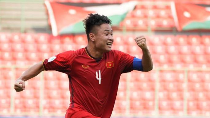 Clip U19 Việt Nam thua ngược phút cuối, Thái Lan hòa kịch tính Iraq - Ảnh 2.