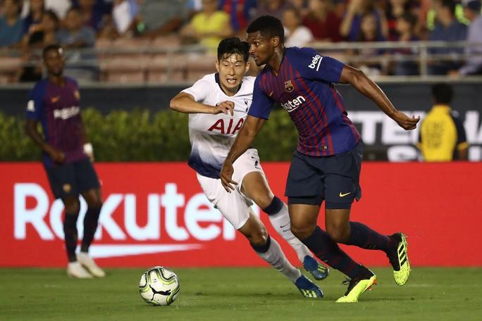 Tottenham - Barcelona: Chủ sứt mẻ, khách sa sút - Ảnh 1.