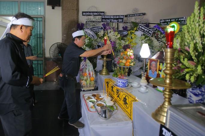 Nhớ thương anh Nguyễn Sơn! - Ảnh 1.