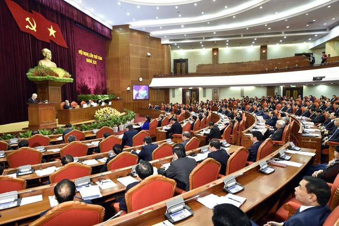 Tổng Bí thư phát biểu khai mạc Hội nghị Trung ương 8 - Ảnh 1.