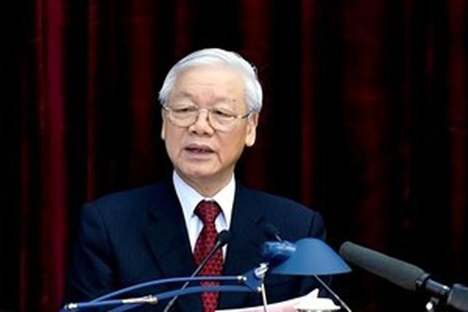Tổng Bí thư: Nội dung Hội nghị Trung ương 8 liên quan trực tiếp việc chuẩn bị Đại hội XIII - Ảnh 1.