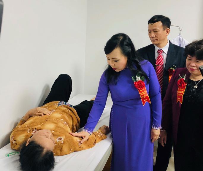 Khánh thành cơ sở 2 Bệnh viện Bạch Mai và Việt - Đức - Ảnh 1.