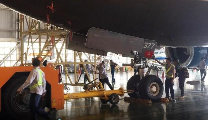 Thu nhập tới 245,7 triệu đồng/tháng ở công ty bảo dưỡng máy bay miền Nam - Ảnh 1.