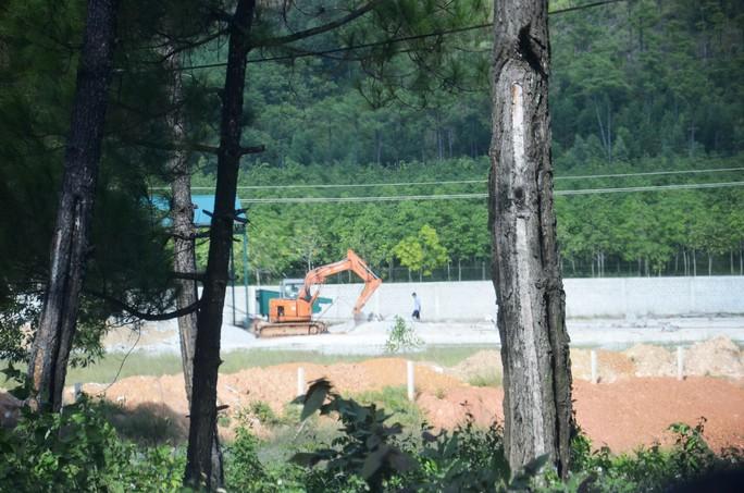 Dự án có nguy cơ gây ô nhiễm tiếp tục xây dựng, bất chấp lệnh dừng - Ảnh 3.