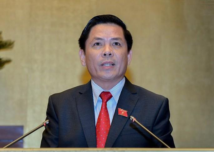 Đề nghị chất vấn bộ trưởng GTVT và bộ trưởng GD-ĐT - Ảnh 1.