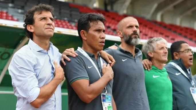 Tuyển Indonesia thay HLV trưởng sát thềm AFF Cup - Ảnh 1.