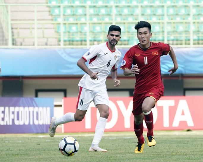 U19 Việt Nam còn nước còn tát - Ảnh 1.