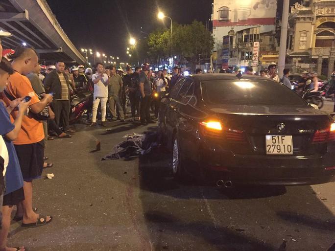 Nữ tài xế lái BMW gây tai nạn kinh hoàng có nồng độ cồn vượt mức cho phép - Ảnh 1.
