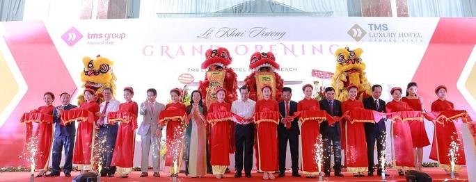TMS Luxury Hotel Da Nang Beach chính thức khai trương, đón khách - Ảnh 1.