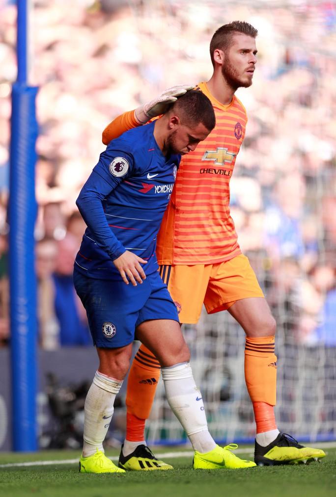 Hazard dính chấn thương, nhiều nguy cơ vắng mặt Europa League - Ảnh 1.