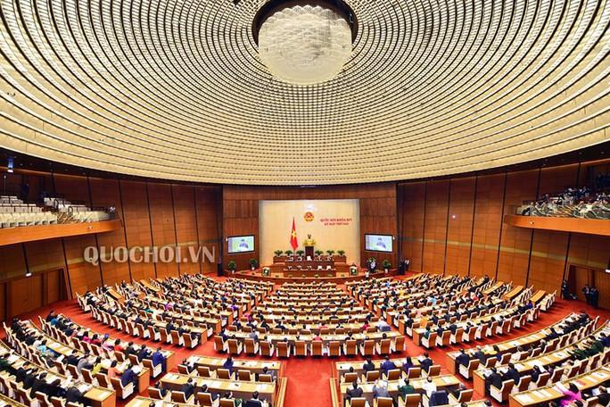 Chiều nay 22-10, trình Quốc hội nhân sự bầu Chủ tịch nước - Ảnh 1.