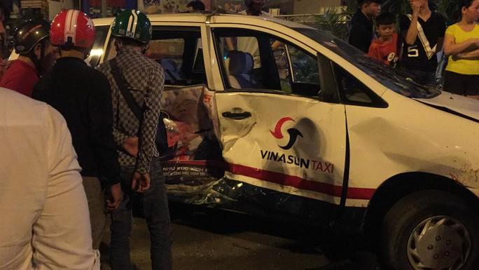 Nữ tài xế lái BMW gây tai nạn kinh hoàng có nồng độ cồn vượt mức cho phép - Ảnh 2.